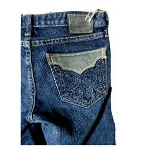 BIG STAR Jeans Mia Boot 25R Dark wash Mid rise
